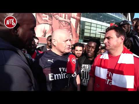 Arsenal 3-1 West Ham | Wenger Created A Comfort Zone Here & Emery Needs To Get Rid Of It! (Claude)