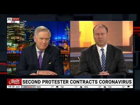 Interview With Andrew Bolt The Bolt Report Sky News 15 June 2020 Youtube