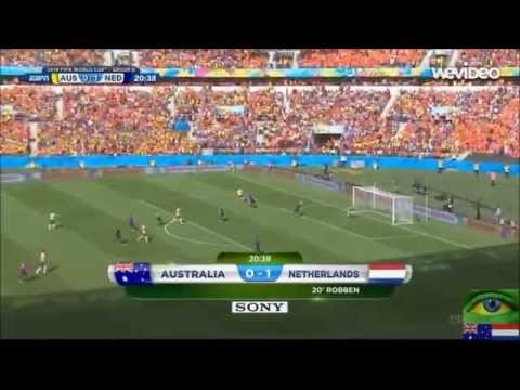 Robbie Savage Calls Tim Cahill's 2014 World Cup Goal vs The Netherlands