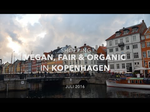VEGAN, FAIR & ORGANIC in COPENHAGEN I ECO EGO