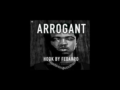 """Roddy Ricch x Dj Mustard Type Beats with Hooks """"Arrogant"""" (Hook by Fedarro)"""