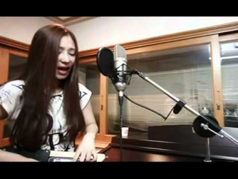 "Applegirl Kim Yeo Hee ""나의 노래 (My Music)"" Eng + Iphone ver.3gp"