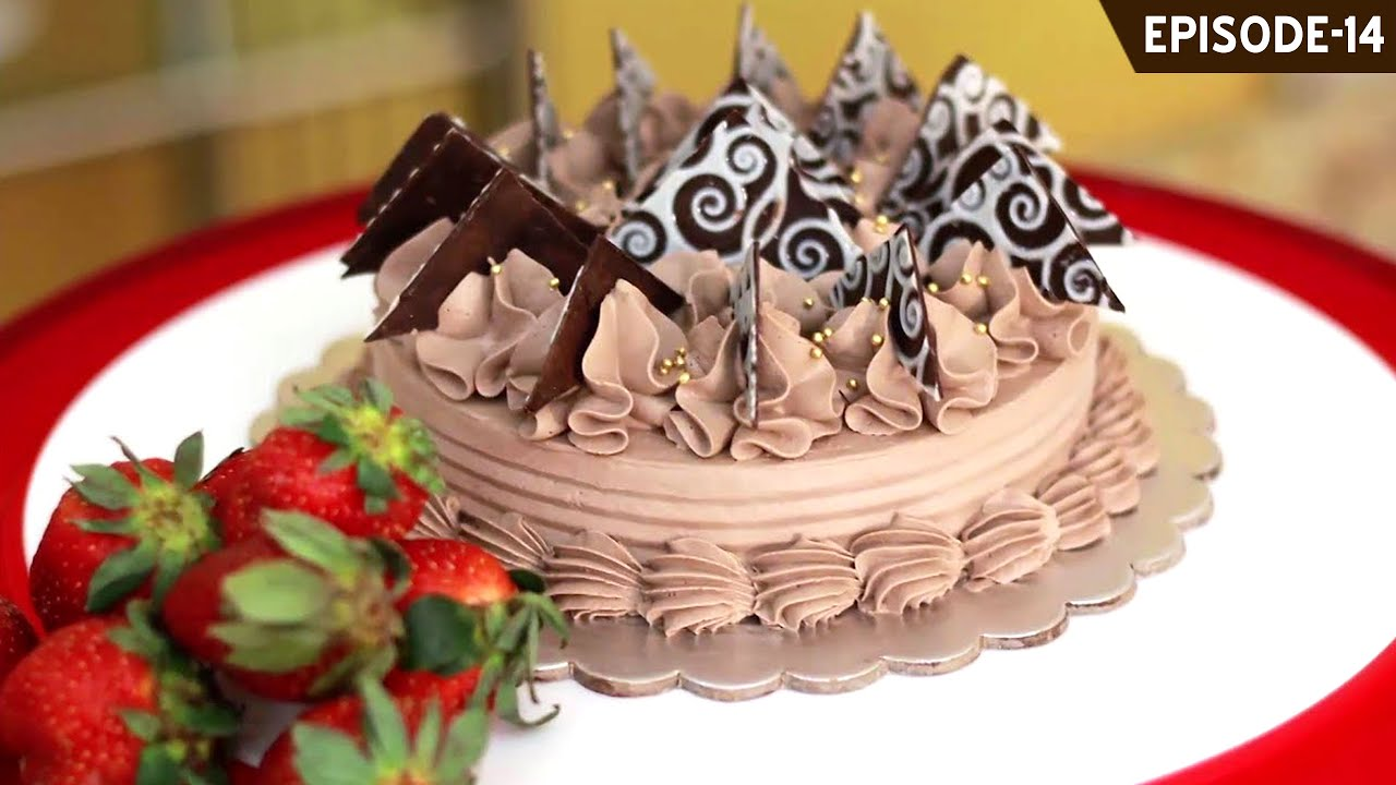 Learn How To Make Beautiful Chocolate Decorations For Your Cakes