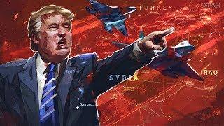 Военная обстановка в Сирии. Итоги недели 17 – 23 марта
