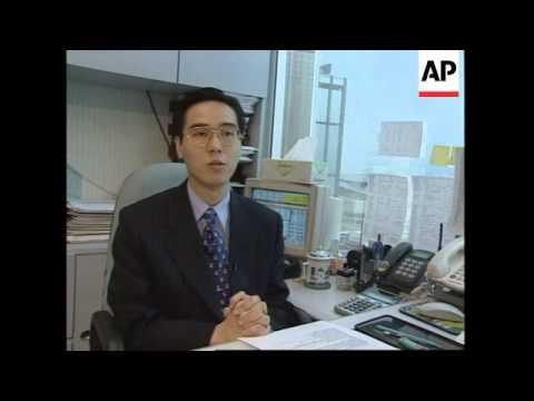 HONG KONG: HANG SENG INDEX RISE