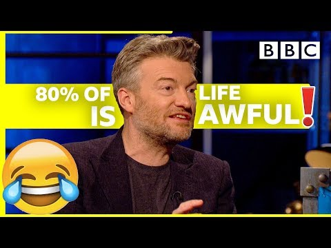 Why Black Mirror's Charlie Brooker HATES doing almost anything   Room 101 - BBC