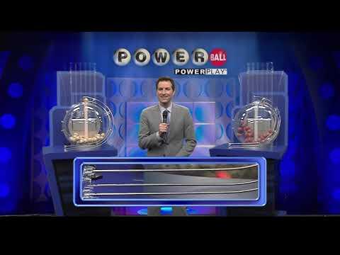 Powerball 20200328
