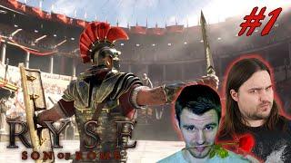 Gladiátorok | Ryse: Son of Rome | Arena | 1.rész