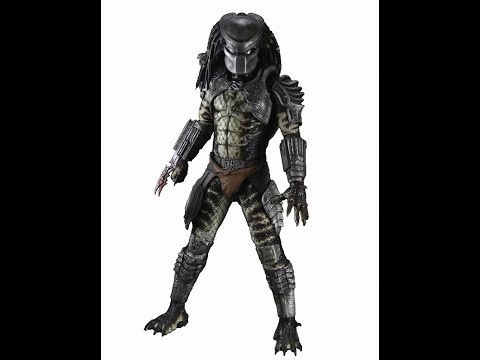 Part 2 on how to make Predator