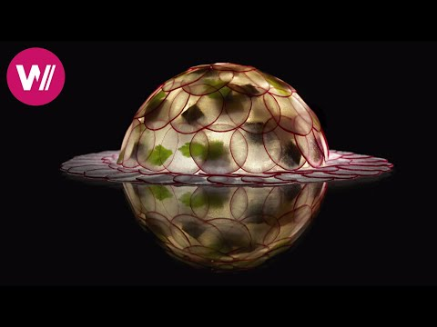 "Molecular Cuisine | Heston Blumenthal's Restaurant ""The Fat Duck"" 