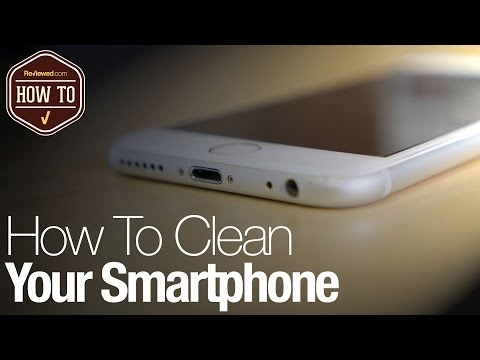 How to Clean Your Smartphone