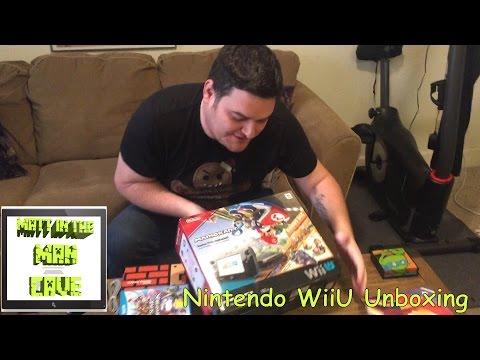 MITMC Unboxing - Nintendo Wii U