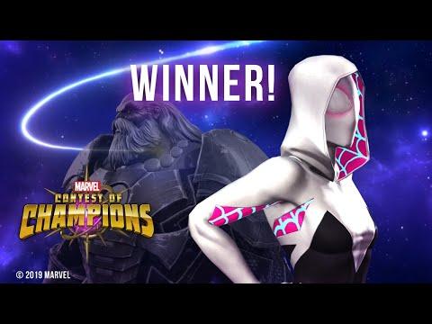 Marvel Contest of Champions: Summoner Showdown | Week 4 Winner