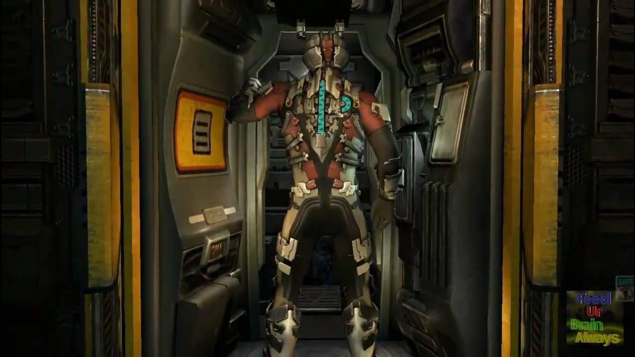 Dead Space 2 - Elite Advanced Suit Location on