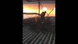 Качаем полистирол-бетон(, 2015-03-03T21:52:00.000Z)