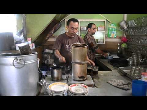 Coffee culture in Aceh