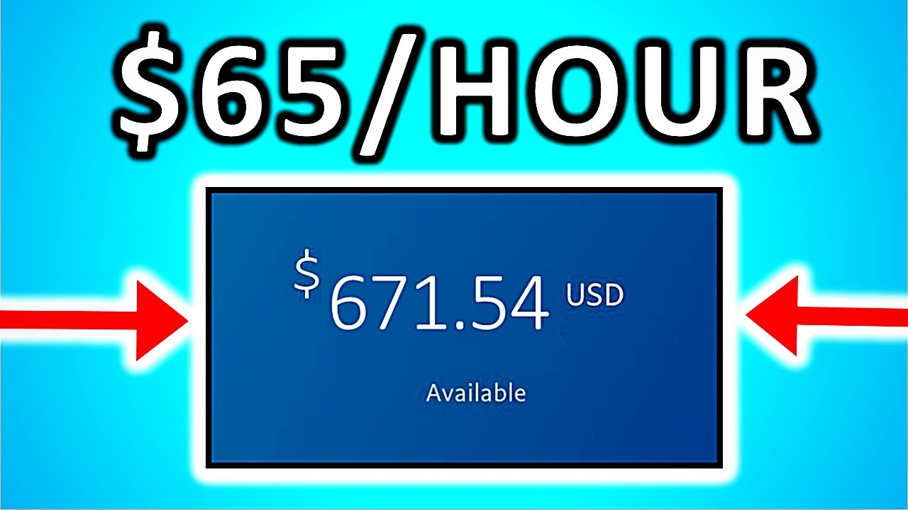 Get Paid $65/Hour Work From Home Jobs (US and Non-US) @Branson Tay