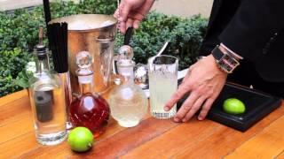 Park Hyatt Vendôme's How To: Dark N'stormy Cocktail