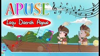 Gambar cover APUSE (lagu daerah Papua) | Diva Bernyanyi | Lagu Daerah | Lagu Anak Channel