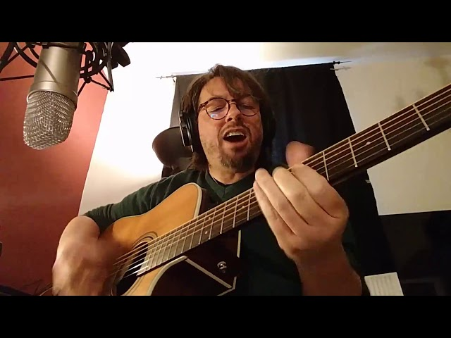Je So' Pazzo - Pino Daniele's cover by Marco Scotti