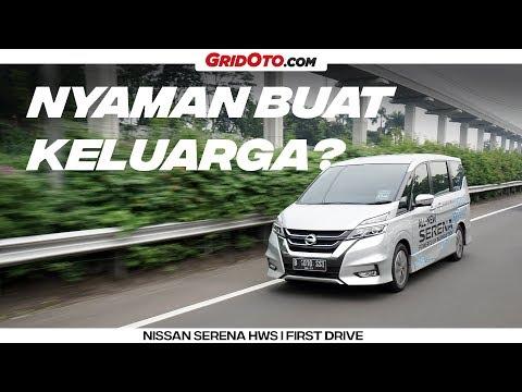 Nissan Serena HWS I First Drive  GridOto