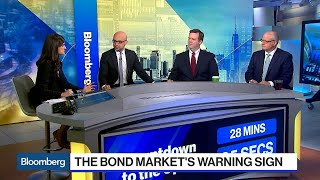 The Bond Market's Warnings Sign on the U.S. Economy