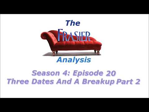 Three dates and a breakup