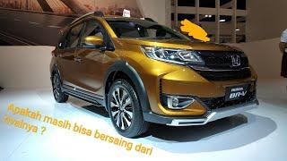 Download Video Review Honda BR-V Prestige CVT Facelift - IIMS 2019 MP3 3GP MP4