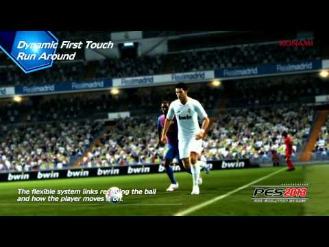 """OFFICIAL PES 2013   """"PES Full Control"""" Gameplay"""