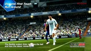 "OFFICIAL PES 2013 | ""PES Full Control"" Gameplay"