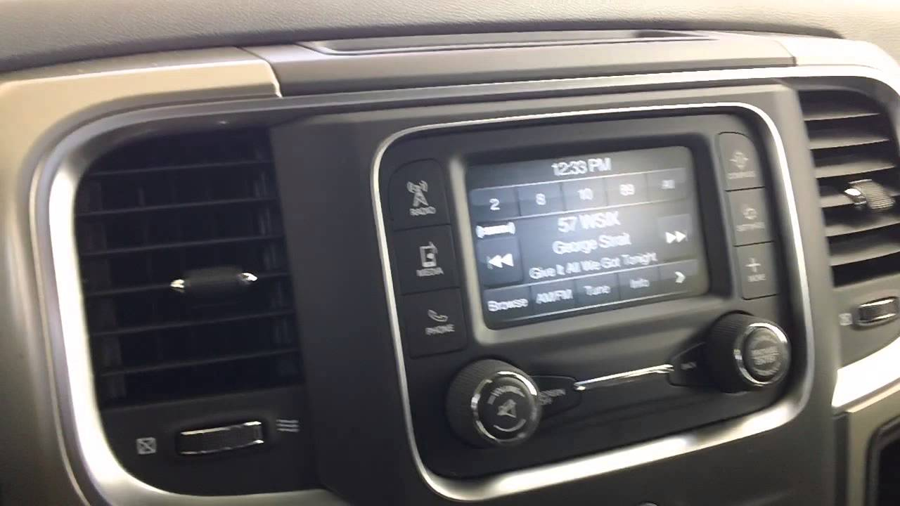 small resolution of 2013 ram 1500 cd player location