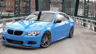 Gangsta Paradise |  BMW M3  ♬ Music DEEP IN THE NIGHT ♬