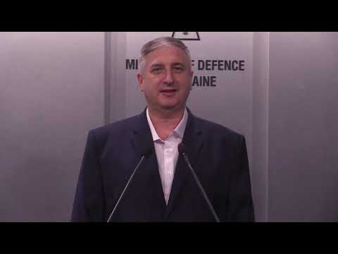 Пласт - український скаутинг: Привітання Пласту від Міністерства оборони України з нагоди поширення Вифлеємського Вогню Миру