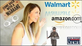 """First """"Walmart FEMA Camps,"""" Now This—They Have Gone Full POLICE STATE…"""
