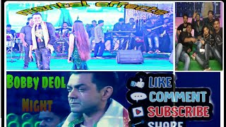 Bobby Deol On Stage with Mental Effects Band