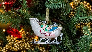 Keepsake Ornament - Our First Christmas - Home & Family