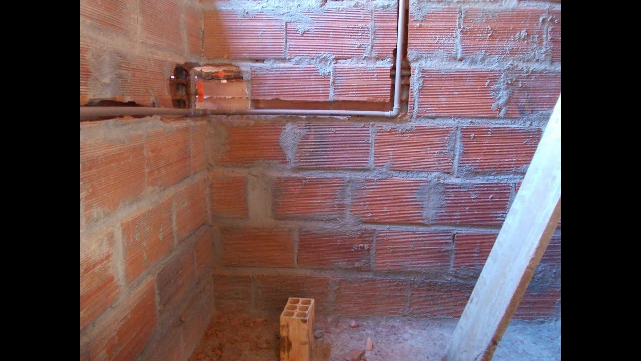 Hidraulica De Um Banheiro : Instala??o da hidr?ulica de uma casa parte