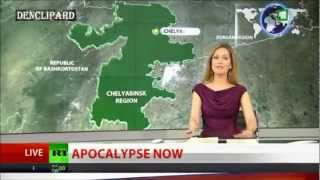 Челябинск метеорит ( видео подборка) клип