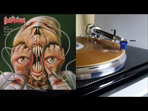 DESTRUCTION Release From Agony (Full Album) Vinyl rip