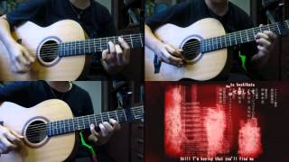 Mikazuki (Sayuri) 乱歩奇譚 Ranpo Kitan: Game of Laplace Ending arranged and played by musicraphy Standard tuning Capo 4 Verse 1 G A Bm7 G A Bm7 ...