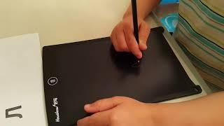 Неплохой детский планшет для обучения