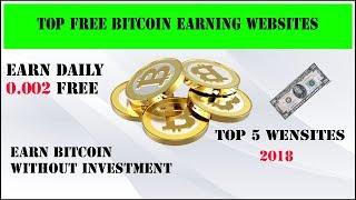 Top Free Bitcoin Earning Websites | No Investment | We Heart | Earn  BTC 4 Fun | Urdu/Hindi