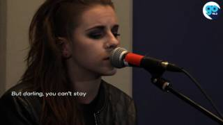 go garage pvris my house live lyric video