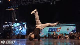 Bboy Pocket vs. Lil Zoo | BBIC 2017 Bboy Final 1on1 Bucheon South Korea 2017