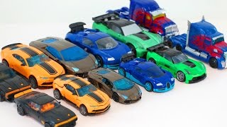 Transformers AOE Bumblebee Optimus Prime Crosshairs Drift Lockdown Deluxe Voyager Vehicle Robot Toys