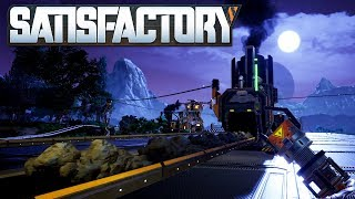 Satisfactory #15 | Geordnetes Chaos | Gameplay German Deutsch thumbnail