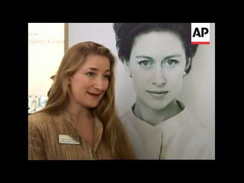 Preview of auction of Princess Margaret's jewels