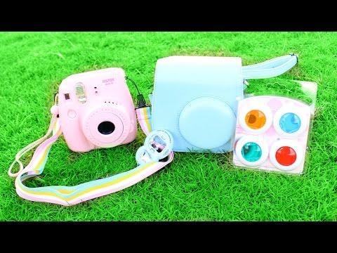 Toy  Fuji Film Instax Mini Accessory Playset