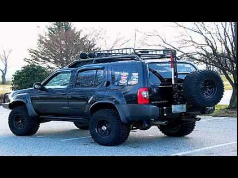 Nissan Xterra Lifted 2 Youtube