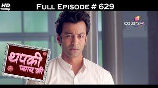Thapki Pyar Ki - 10th April 2017 - थपकी प्यार की - Full Episode HD